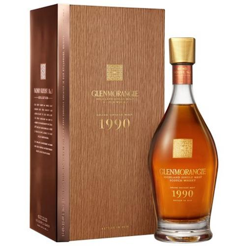 GLENMORANGIE GRAND VINTAGE MALT 1990 700ML