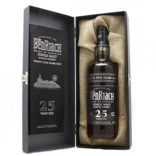 BENRIACH 25YO 700ML