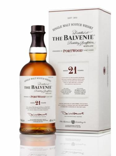 BALVENIE PORT WOOD 21YO 700ML