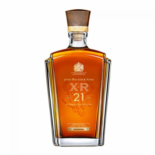 JOHNNIE WALKER XR 21 THE LEGACY BLEND 1L