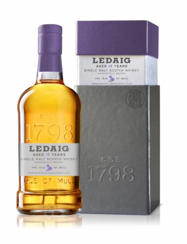 LEDAIG 19YO OLOROSO CASK FINISH 700ML