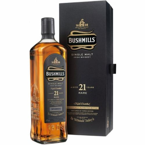 BUSHMILLS MALT 21YO 700ML