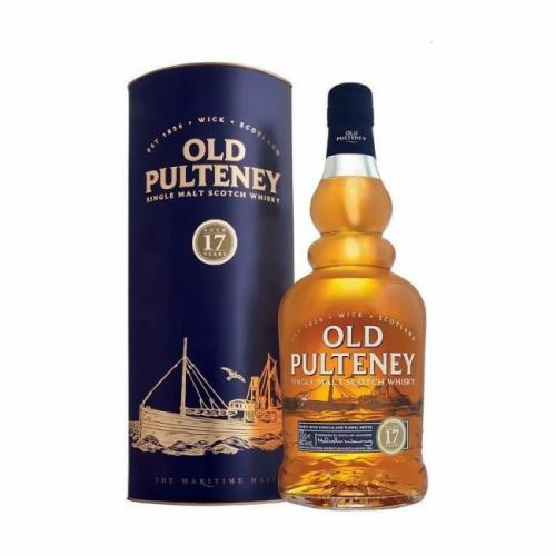 OLD PULTENEY 17YO 700ML