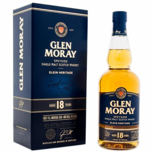 GLEN MORAY 18YO 700ML