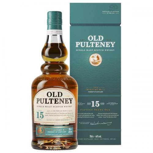 OLD PULTENEY 15YO 700ML