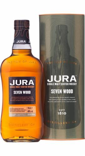 JURA SEVEN WOODS 700ML