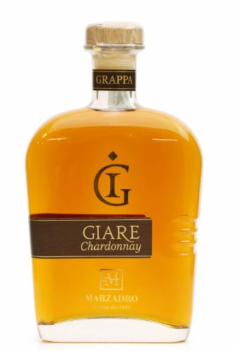 GRAPPA GIARE CHARDONNAY 700ML