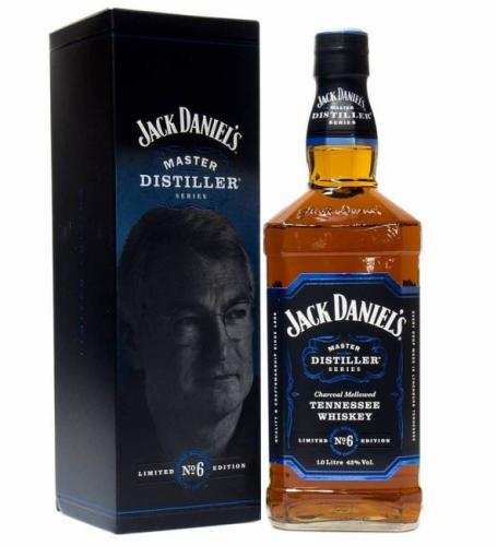 JACK DANIEL'S MASTER DISTILLER SERIES NO.6 1L