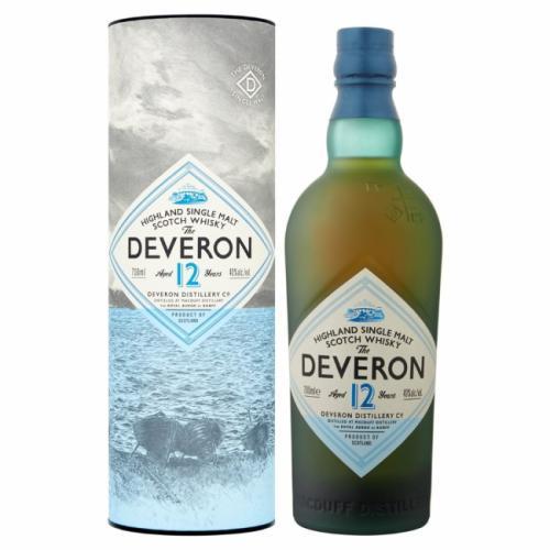 THE DEVERON 12YO 700ML