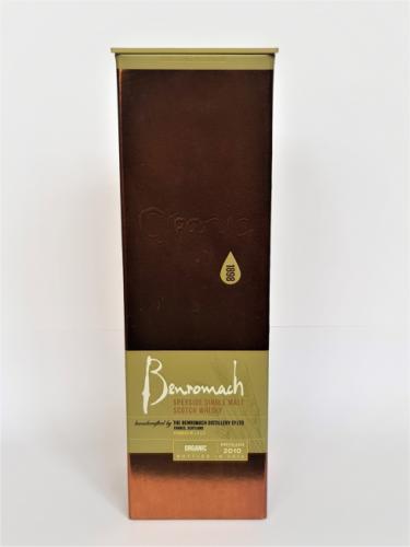 BENROMACH CONTRASTS ORGANIC 700ML