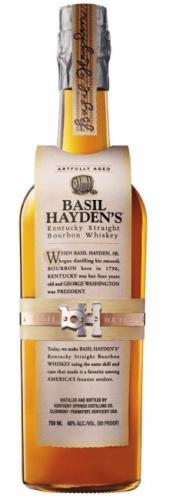 BASIL HAYDEN'S 700ML