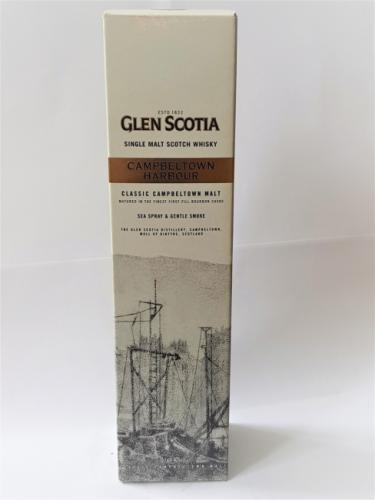 GLEN SCOTIA CAMBELTOWN HARBOUR 700ML