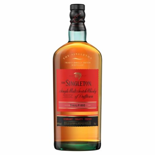 THE SINGLETON OF DUFFTOWN TAILFIRE 700ML
