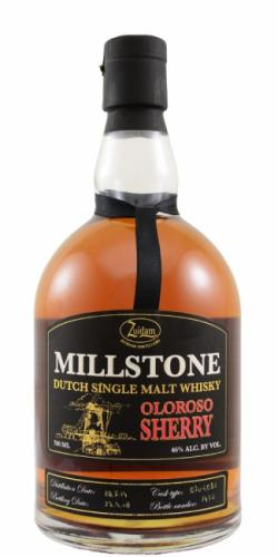 MILLSTONE DUTCH OLOROSO SHERRY 700ML