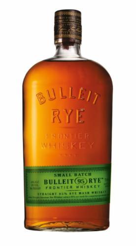 BULLEIT BOURBON RYE 700ML