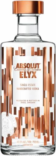 ABSOLUT ELYX 700ML