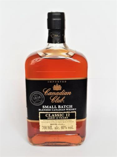 CANADIAN CLUB 12YO 700ML