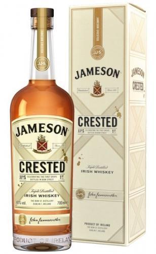 JAMESON CRESTED 700ML