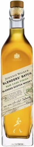 JOHNNIE WALKER BLENDERS BATCH RUM CASK FINISH 500ML