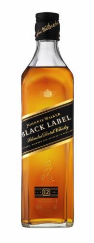 JOHNNIE WALKER BLACK 500ML