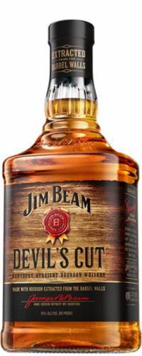 JIM BEAM DEVIL'S CUT 700ML