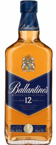 BALLANTINES 12YO 700ML