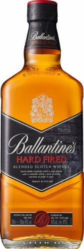 BALLANTINES HARD FIRED 700ML