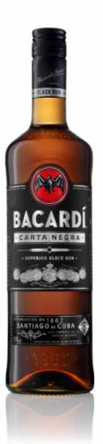 BACARDI CARTA NEGRA 700ML