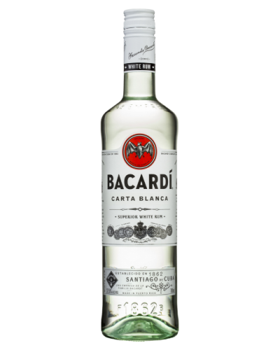 BACARDI CARTA BLANCA 700ML