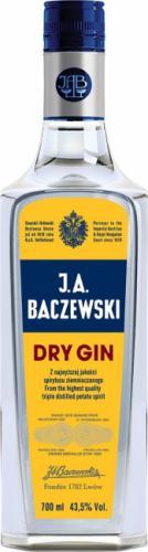 BACZEWSKI GIN 700ML