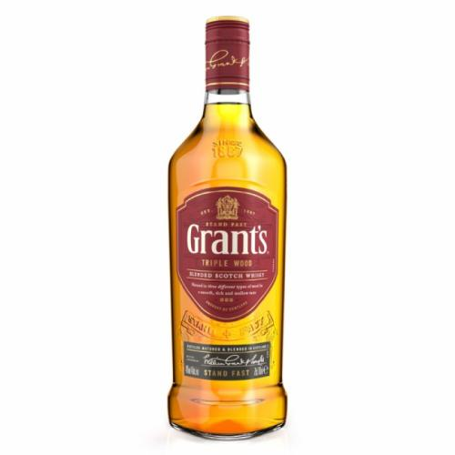 GRANTS ALE CASK 700ML
