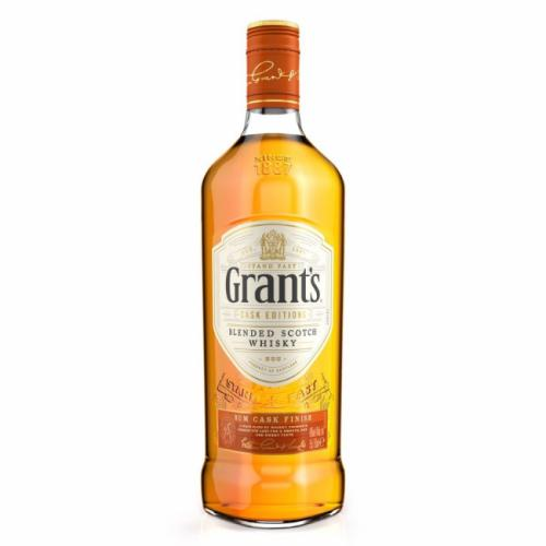 GRANTS RUM CASK FINISH 700ML