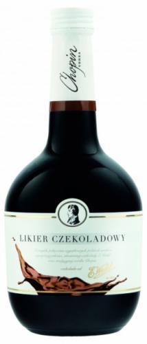 CHOPIN WEDEL LIKIER CZEKOLADOWY 500ML