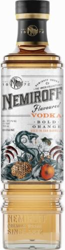 NEMIROFF BOLD ORANGE 700ML