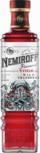 NEMIROFF WILD CRANBERRY 700ML