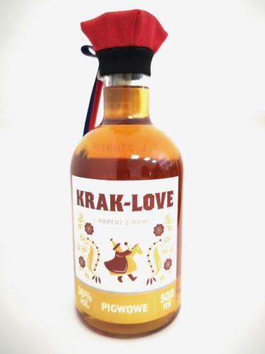 KRAK-LOVE PIGWOWE 500ML