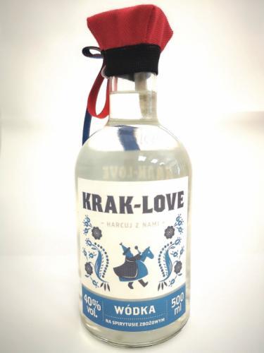 KRAK-LOVE CZYSTA 500ML