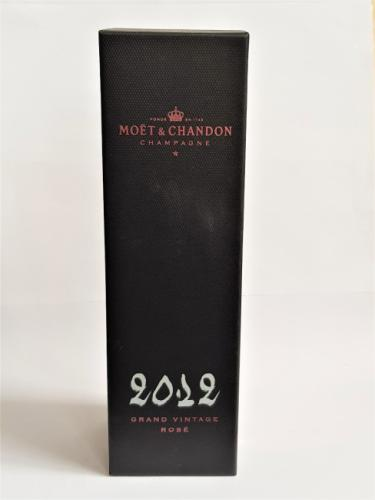 MOET&CHANDON GRAND VINTAGE ROSE 750ML