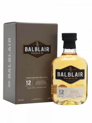 BALBLAIR 12YO 700ML