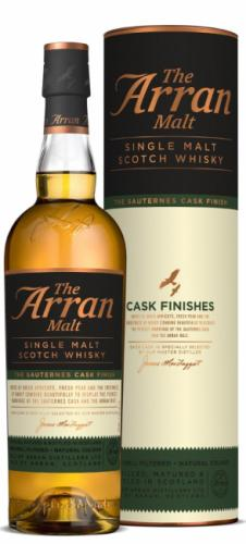 ARRAN SAUTERNES CASK FINISH 700ML