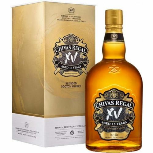 CHIVAS REGAL 15YO 700ML