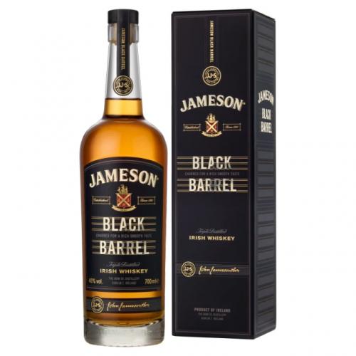 JAMESON BLACK BARREL 700ML