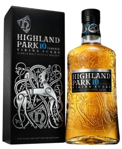 HIGHLAND PARK 10YO 350ML