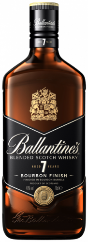 BALLANTINES 7YO BOURBON FINISH 700ML