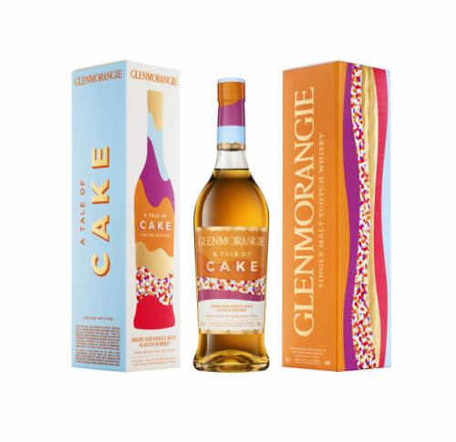 GLENMORANGIE A TALE OF CAKE LIMITED EDITION 700ML