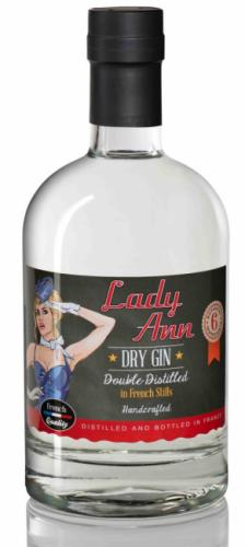 LADY ANN DRY GIN 700ML