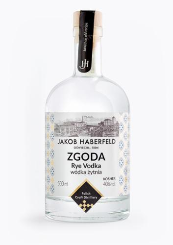 JAKOB HABERFELD ZGODA 500ML