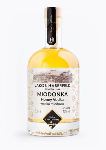 JAKOB HABERFELD MIODONKA 500ML