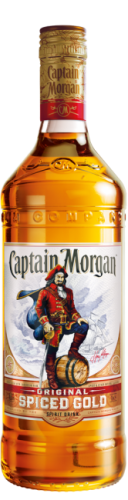 CAPTAIN MORGAN SPICED GOLD 700ML