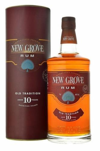 NEW GROVE OLD TRADITION 10YO 700ML